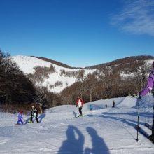 Sciare nel Lazio