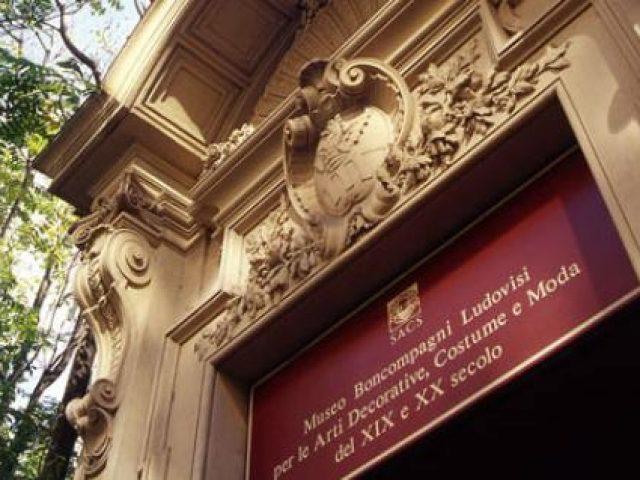 Museo Boncompagni Ludovisi per le arti decorative, il costume e la moda dei secoli XIX e XX