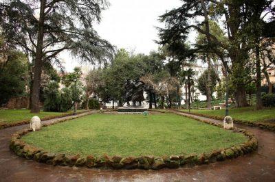 Giardino Carlo Alberto e Sant'Andrea al Quirinale