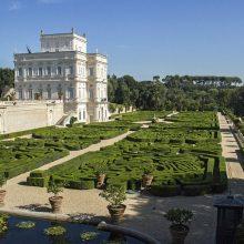 Giardino Botanico Villa Pamphili (Casale di Giovio)