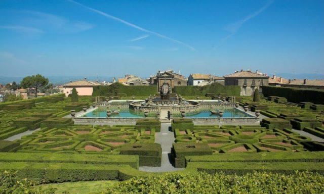 Villa Lante della Rovere a Bagnaia