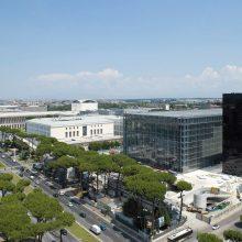 La Roma moderna, il tour dell'EUR