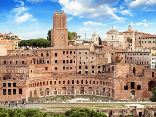 Mercati di Traiano – Museo dei Fori Imperiali