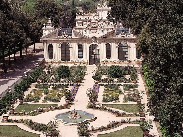 Giardini Segreti (Villa Borghese)