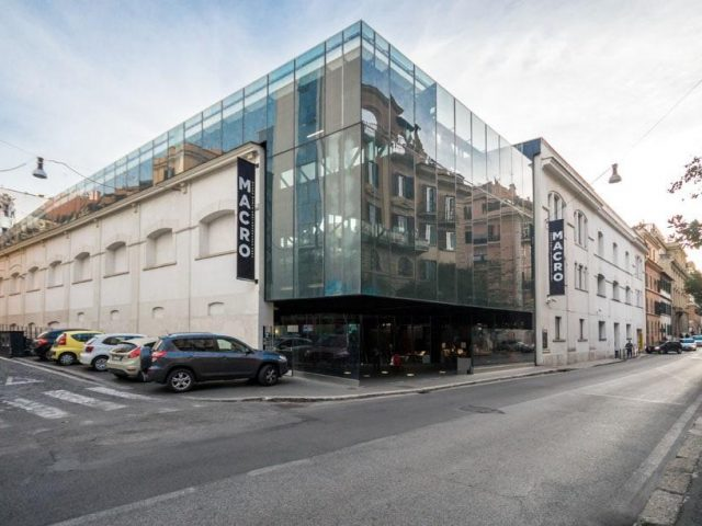 MACRO: Museo d'Arte Contemporanea Moderna