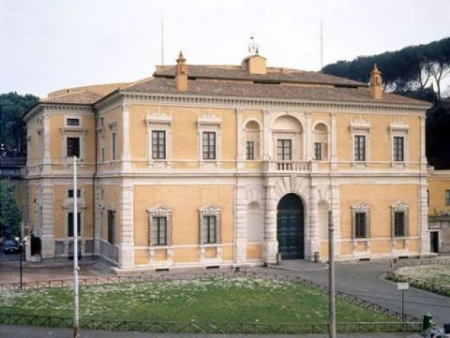 Museo Nazionale Etrusco – Villa Giulia