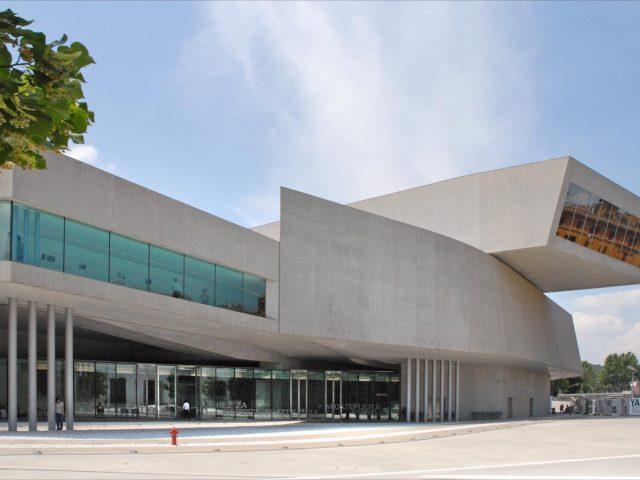 MAXXI: Museo Nazionale delle Arti del XXI secolo