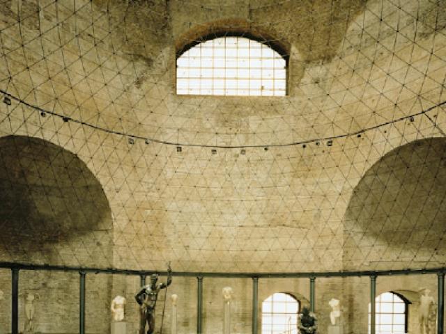 Aula X delle terme di Diocleziano