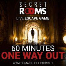 SECRET ROOMS ROMA