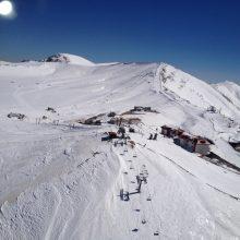 Sciare a Campocatino