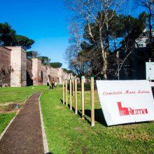 Parco delle mura latine