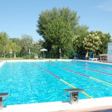 Piscina Sporting Club Ostiense