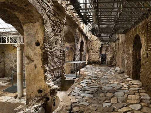 Crypta Balbi – Museo Nazionale Romano